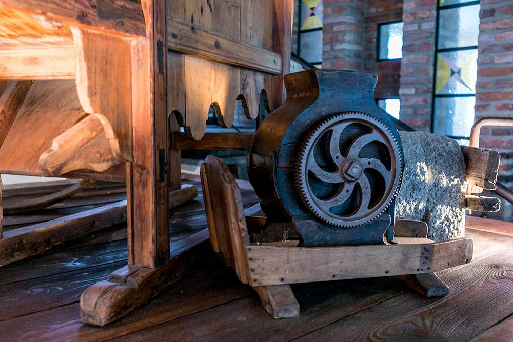 Ristorante Capanna - antichi utensili