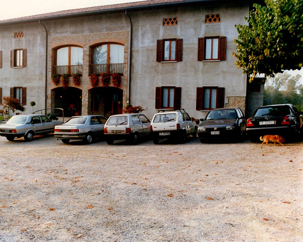 Capanna nel 1994